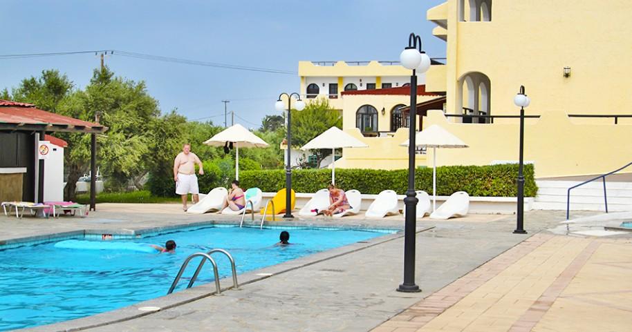 Hotel Galini (fotografie 10)
