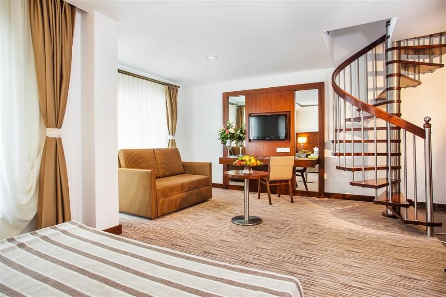 Salamis Bay Conti Hotel & Casino + 4 výlety (fotografie 15)