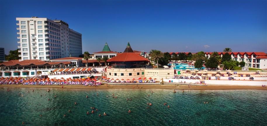 Salamis Bay Conti Hotel & Casino + 4 výlety (fotografie 16)