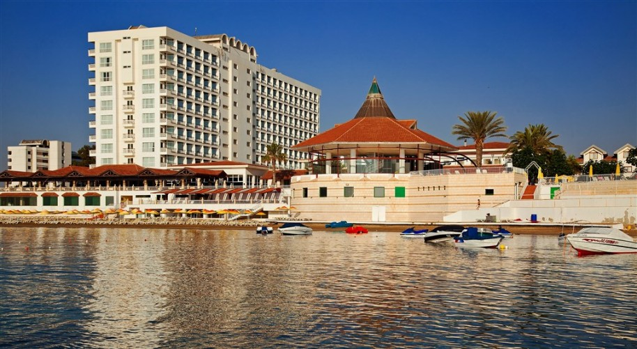 Salamis Bay Conti Hotel & Casino + 4 výlety (fotografie 18)