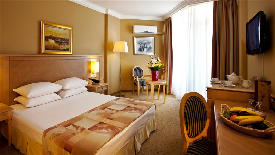 Salamis Bay Conti Hotel & Casino + 4 výlety (fotografie 22)
