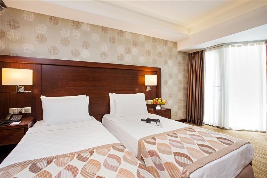 Salamis Bay Conti Hotel & Casino + 4 výlety (fotografie 23)