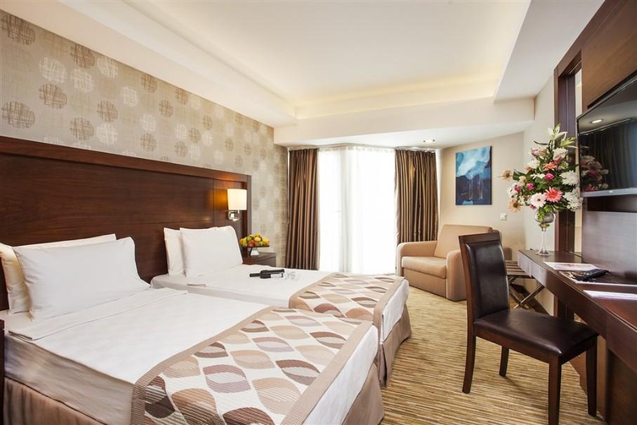 Salamis Bay Conti Hotel & Casino + 4 výlety (fotografie 24)