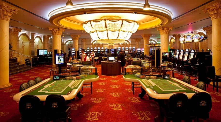 Salamis Bay Conti Hotel & Casino + 4 výlety (fotografie 9)