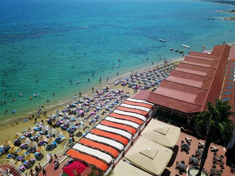 Salamis Bay Conti Hotel & Casino + 4 výlety (fotografie 30)