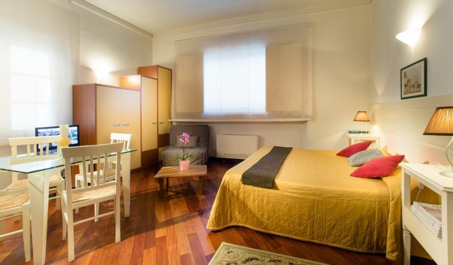 Apartmány Residence San Niccolo (fotografie 2)