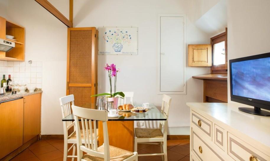 Apartmány Residence San Niccolo (fotografie 3)
