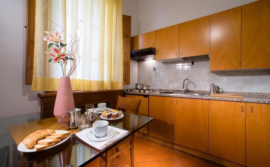 Apartmány Residence San Niccolo (fotografie 8)