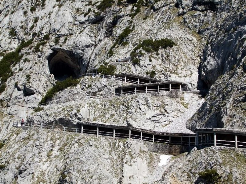 Krimmelské vodopády a Zell Am See (fotografie 3)