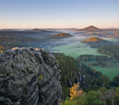 Krásy Českého Švýcarska (hlavní fotografie)