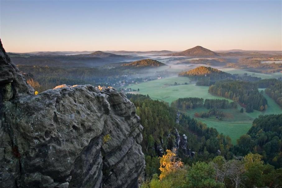 Krásy Českého Švýcarska (fotografie 1)