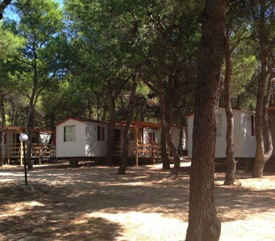 Camping Porat - Mobilhome Gold
