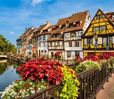 Francie - kouzelné Alsasko