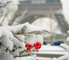 Advent v Paříži