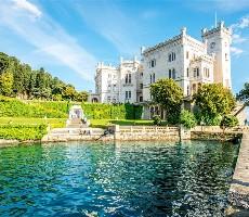 Slovinsko, Itálie - mořské lázně