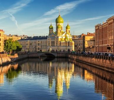 Petrohrad, Finsko
