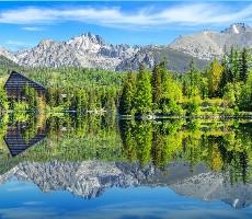 Vysoké a Belianské Tatry s pěší turistikou