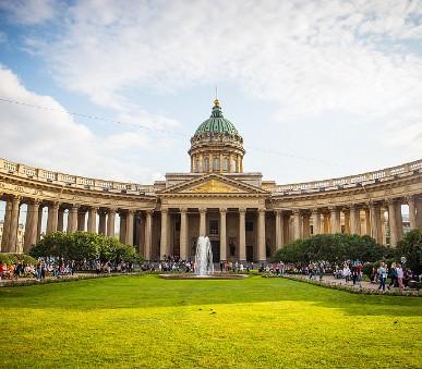 To nejlepší z Petrohradu + Moskva + Jantarová komnata