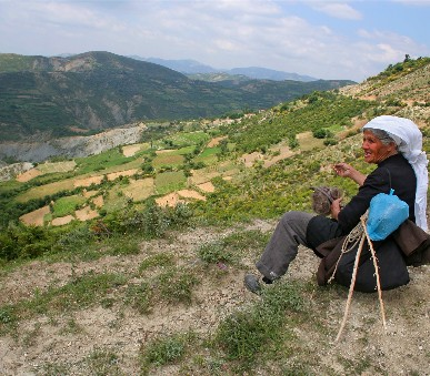 Velký okruh Albánií
