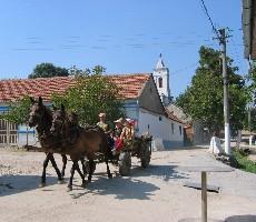 Banátské vesničky