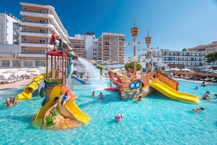 Hotel Sorra Daurada Splash (fotografie 2)