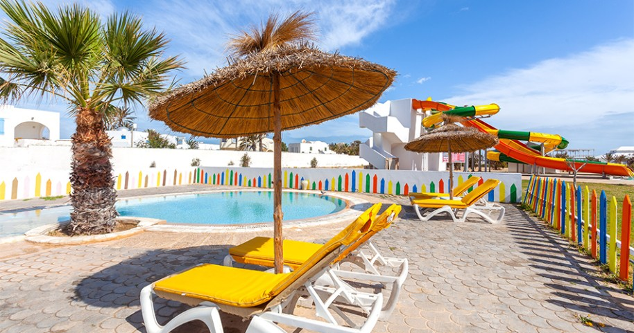 Hotel Holiday Beach Djerba & Aquapark (fotografie 11)