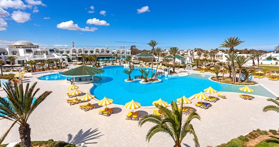 Hotel Holiday Beach Djerba & Aquapark (fotografie 1)