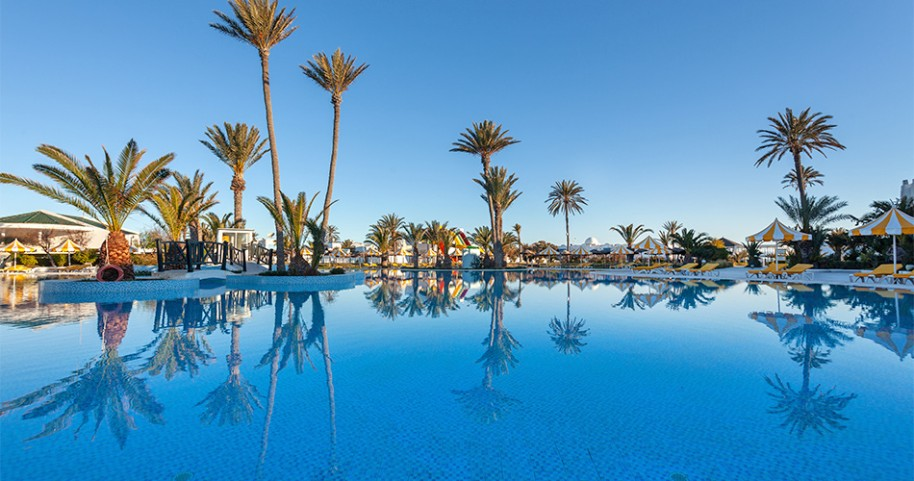 Hotel Holiday Beach Djerba & Aquapark (fotografie 13)