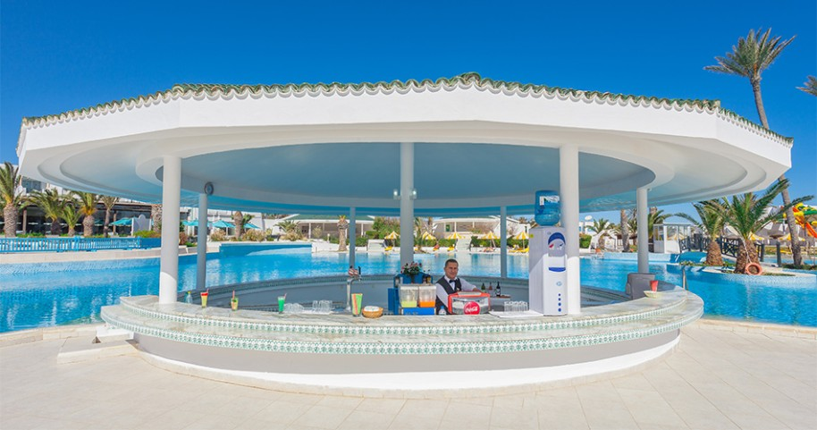 Hotel Holiday Beach Djerba & Aquapark (fotografie 17)
