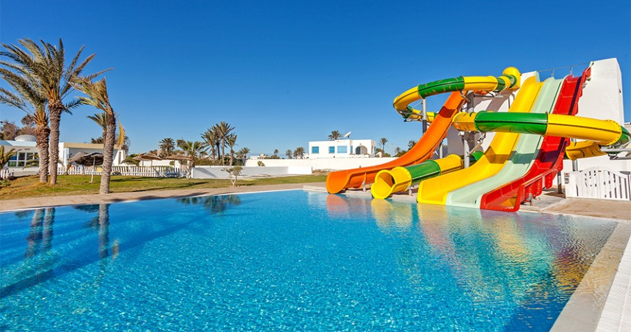 Hotel Holiday Beach Djerba & Aquapark (fotografie 20)