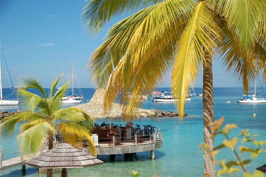 Hotel Bakoua Martinique (fotografie 1)