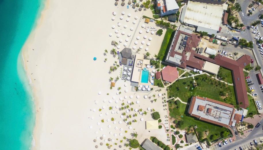 Hotel Bucuti & Tara Beach Resort (fotografie 1)
