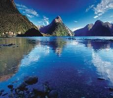Nový Zéland - Severní ostrov │ Fly & Drive