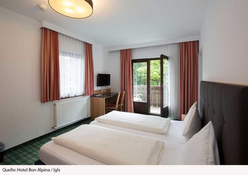 Hotel Bon Alpina (fotografie 8)