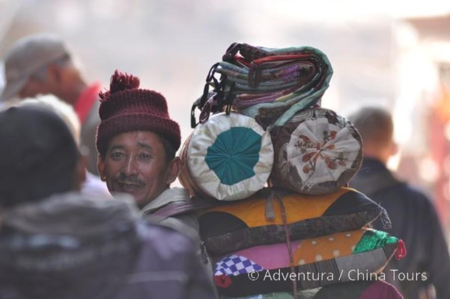 Rafting na himálajské řece Tamur (fotografie 12)
