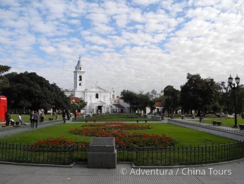 Argentina s návštěvou Uruguaye a Paraguaye (fotografie 13)