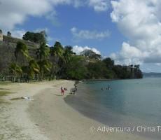 Martinik, Guadeloupe a Francouzská Guayana