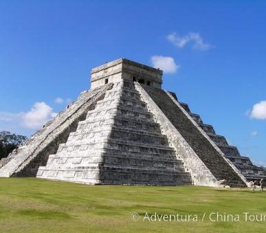 Mexiko – Velká poznávací cesta