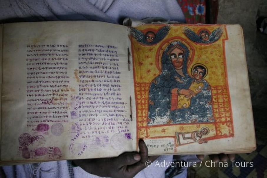 Etiopie – Velká poznávací cesta (fotografie 3)