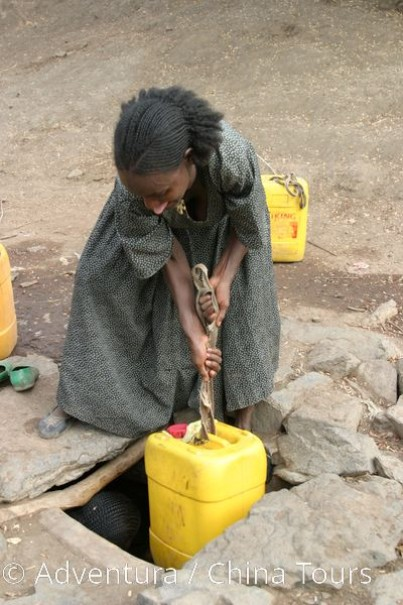 Etiopie – Velká poznávací cesta (fotografie 12)