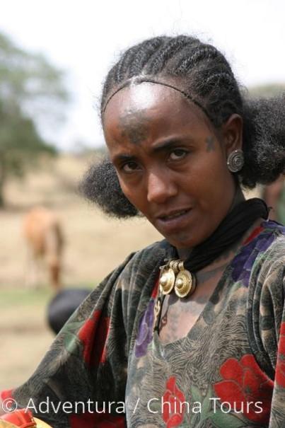 Etiopie – Velká poznávací cesta (fotografie 13)