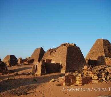 "Súdán – Saharou za ""černými faraony"" (hlavní fotografie)"