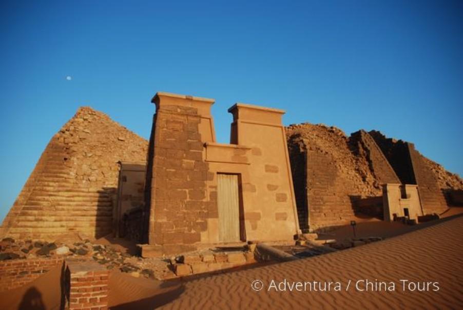 """Súdán – Saharou za """" černými faraony"""" (fotografie 3)"""