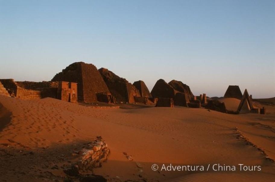"""Súdán – Saharou za """" černými faraony"""" (fotografie 4)"""