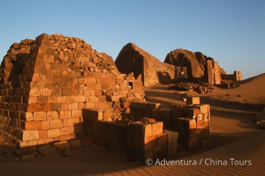 """Súdán – Saharou za """" černými faraony"""" (fotografie 5)"""