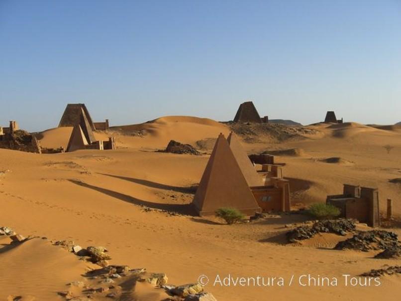 """Súdán – Saharou za """" černými faraony"""" (fotografie 6)"""