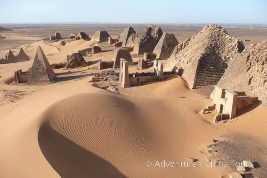 """Súdán – Saharou za """" černými faraony"""" (fotografie 8)"""