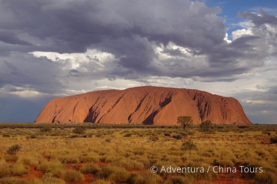 Národními parky Austrálie (fotografie 1)