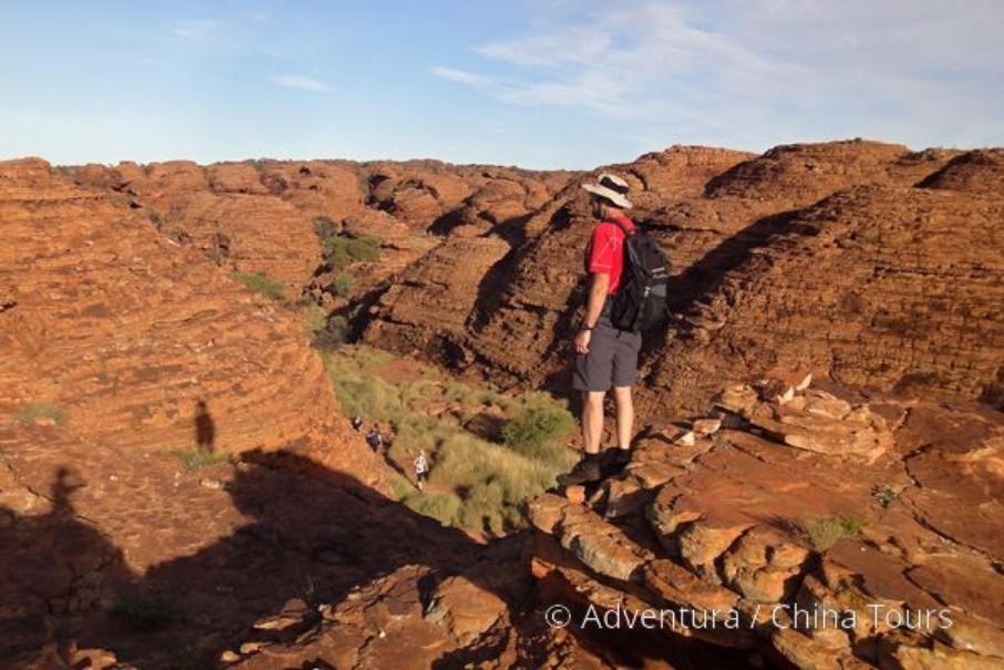 Národními parky Austrálie (fotografie 5)