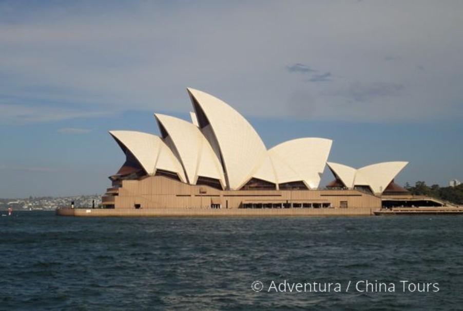 Národními parky Austrálie (fotografie 8)